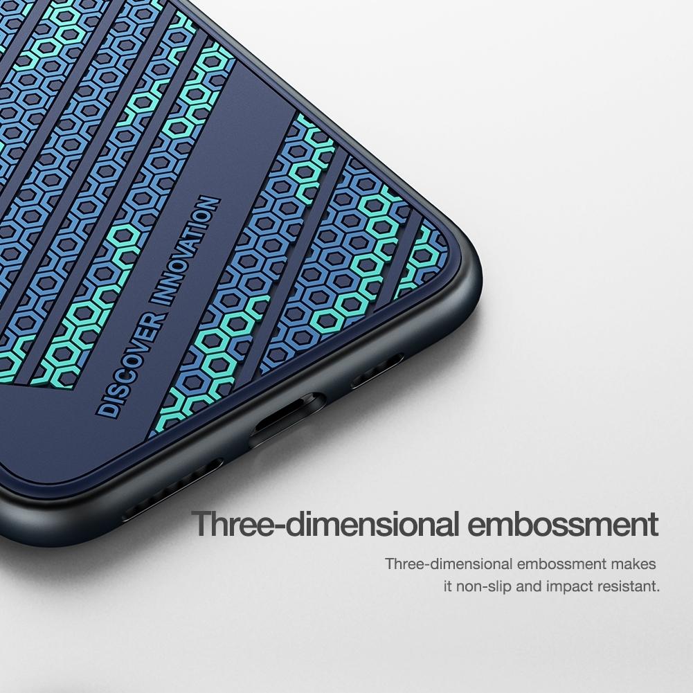 iPhone 11 Pro Max NILLKIN 3D Texture Striker Case