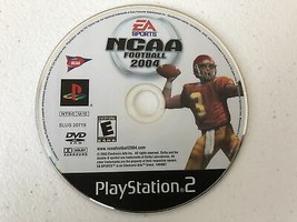 NCAA Football 2004 - Playstation 2 PS2 - Cleaned & Tested - $5.34