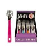 Callus Shaver Display / 24 ct - $42.67