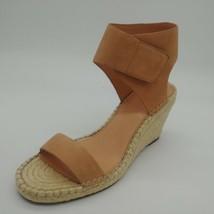 Vince Camuto Womens Levista Sandy Natural Wedge Sandals Sz 11M NEW - $39.59