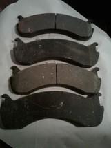 Metallic Brake Pads Set SMK786