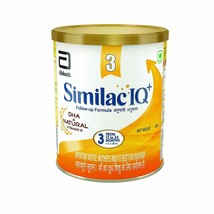 Similac IQ+ Stage 3 Infant Formula DHA + Natural Vitamin E 400g, 12 to 2... - $29.58