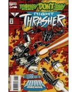 Night Thrasher, Edition# 17 [Comic] Marvel - $4.89