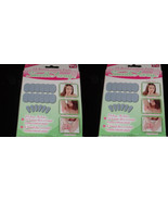 (2) Smooth Away Hair Removal 18 replacment pads each As Seen on TV - $14.84