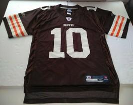 Cleveland Browns Brady Quinn Reebok Jersey Medium - $19.79