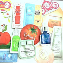 Korean 10-Piece Skincare & Beauty‎ Mini Sample Bag - $20.00