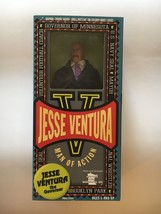 Jesse Ventura Man Of Action Governor Of Minnesota 12 Inch Action Figure MIB - $19.99