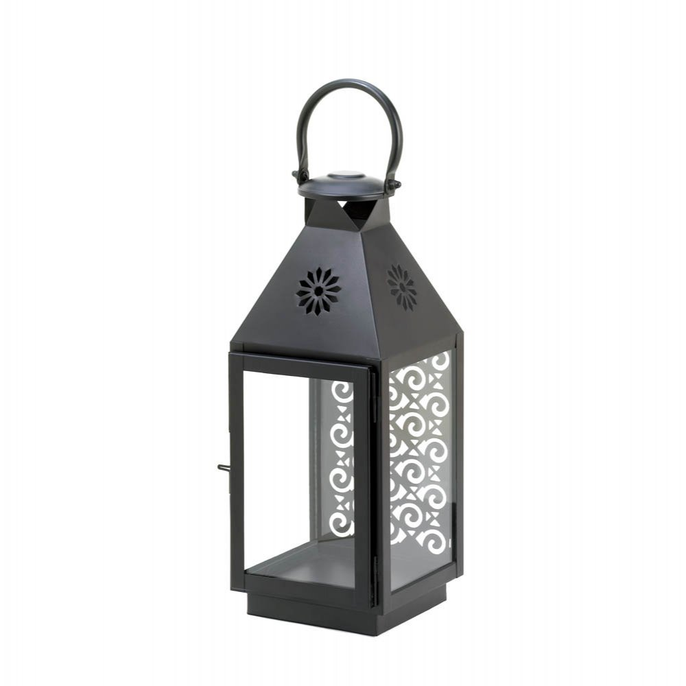 Small Iron Candle Lantern
