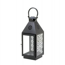 Small Iron Candle Lantern - $18.48