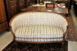 Cool 1940S Vintage Sofa Couch Davenport Long Mid And 23 Similar Items Pdpeps Interior Chair Design Pdpepsorg