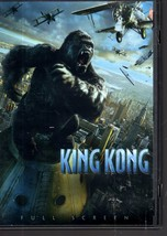 DVD King Kong - $5.95
