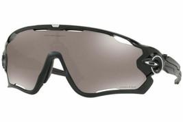 Oakley Jawbreaker Sunglasses OO9290-2831 Polished Black | Prizm Black Polarized - $168.29