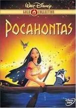 DVD - Pocahontas (Disney Gold Classic Collection) DVD  - $15.14
