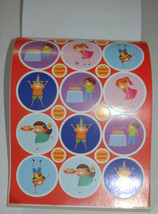 Judaica Scrapbook Hanukkah Creation 270 Stickers Booklet Children Teaching Aid image 5