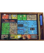 Science Fair 160 in One Electronic Project Kit - $22.50