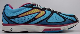Newton Kismet Women's Running Shoe Size US 12 M (B) EU 43.5 Blue Pink W011814B