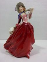 "Royal Doulton Vintage ""Autumn Breezes"" (HN 1934) Bone China Figurine - $168.29"