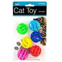 bulk buys Balls with Bells Cat Toys Set - £4.37 GBP