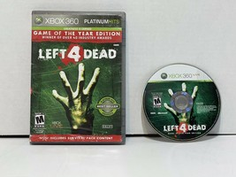Left 4 Dead -- Game of the Year Edition (Microsoft Xbox 360, 2009) - $9.80