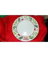 CORELLE RARE BIRDS & BOUGHS 2014 CHRISTMAS DINNER PLATE 10&3/4 IN FREE U... - $28.04
