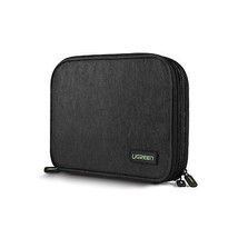 UGREEN Electronic Organizer, Double Layer Travel Gadget Bag for USB Cabl... - £14.44 GBP