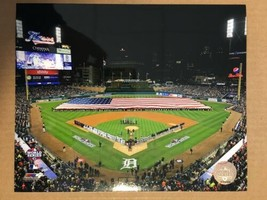 2012 World Series Giants VS Tigers Opening Night Glossy 8 X 10 Photo DM1 - $5.99