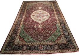 Compex Design Original Red Traditional Persian Wool Handmade Rug 10x16 Rug image 1