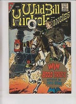Wild Bill Hickok and Jingles #71 FN march 1959 - silver age charlton wes... - $45.99