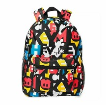 DISNEY Parks BACKPACK for ADULTS - MICKEY MOUSE MOTIFS Pattern Varies NWT - $33.65
