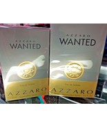 Azzaro WANTED by Azzaro EDT Spray 1.7 oz / 3.4 oz for Men * NEW IN SEALE... - $58.99+