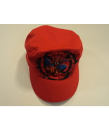 Gertex Boys' Hat Spiderman 100% Cotton Male Kids 2T-4T Reds - $6.37