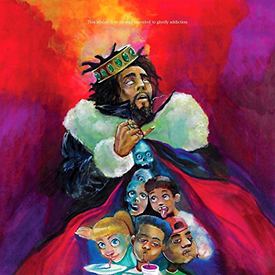Primary image for J.Cole - K.O.D - Physical (CD, Album) KOD Original (CD) [ Explicit Lyrics ]