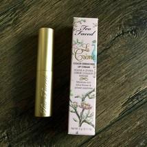 NEW IN BOX Too Faced La Creme Color Drenched Lipstick Lip Cream--Jelly Bean - $22.99