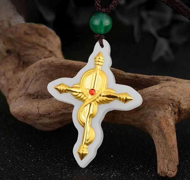 2018 free shipping new style hot sales jade pendants for men women best gift good quality 310