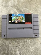 Super Mario Kart SNES Super Nintendo Cart Cartridge Authentic! Works - $41.89