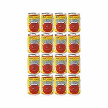 Paldo Fun & Yum Vilac Soojeonggwa Sweet Cinnamon Punch, Pack of 12 Cans, Korean