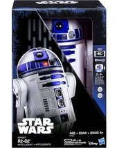 Star Wars Smart App Enabled R2-D2 Remote Control Robot RC - $55.39