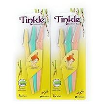 Tinkle Eyebrow Razor Pack of 6 - $6.71