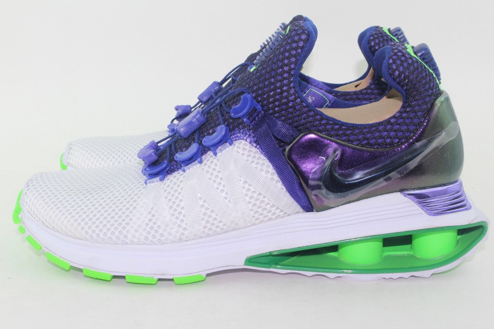 new product 84923 f1fc7 Nike Shox Gravity Violet Women Size 6.5 and 23 similar items. S l1600