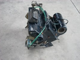 1972 MERCEDES 250 BLOWER HEATER BOX ASSEMBLY GENUINE OEM  image 3