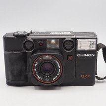 Vintage Chinon Infrafocus 35F-MA 35mm Camera Chinonex Lens 38mm 1:2.8 - $19.79