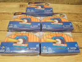 NERF Accustrike Series N-Strike Elite Hasbro Foam Dart 5 Packs of 12, 60 TOTAL - $29.65