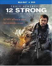 12 Strong [Blu-ray+DVD, 2018]