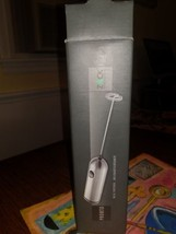 ZACK 20233 PRONTO milk frother, battery operated, 2 x AA. Unwanted gift - $29.70