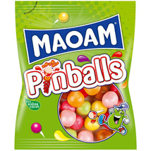 MAOAM Pinballs 140g Made in England- FREE SHIPPING - $9.75