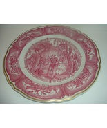 Shenango China Civil War Between the States Commemorative Plate - $26.24