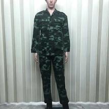Royal Thai Army UNIFORM Soldier Jacket and Pants Woodland Ripstop Militaria - $82.87