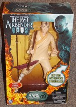 2010 Spin Master The Last Airbender Avatar Ang 10 inch Figure New In The Box - $31.99