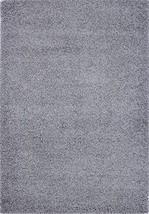 Pierre Cardin Luxury Shag/Flokati Collection Trellis Rug Design Abstract... - $182.70
