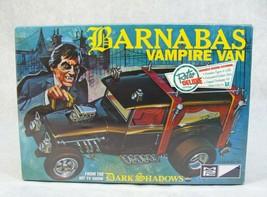 MPC DARK SHADOWS BARNABAS COLLIN'S VAMPIRE VAN CAR MODEL KIT W/FIGURE NE... - $108.90
